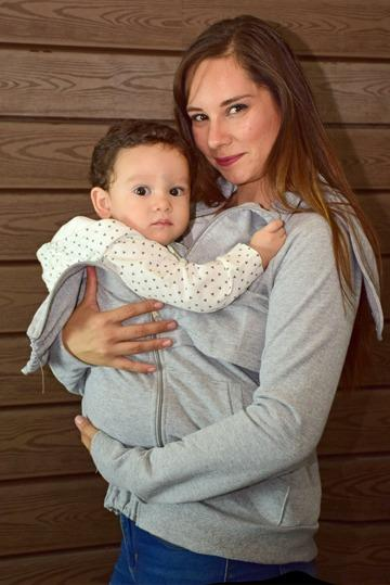 Sudadera embarazo y lactancia